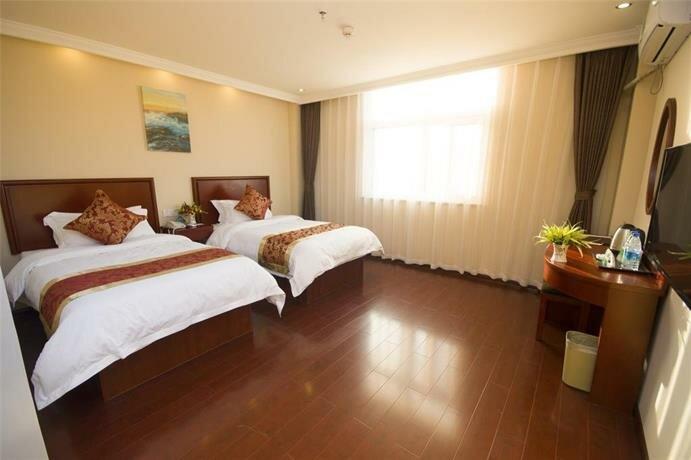 GreenTree Inn Taizhou Xinghua Dainan Suguo Business Hotel