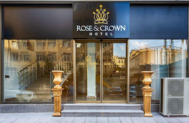 Отель Golden Rose Баку