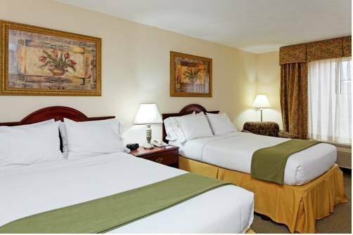 Holiday Inn Express Hotel and Suites Huntsville University Drive