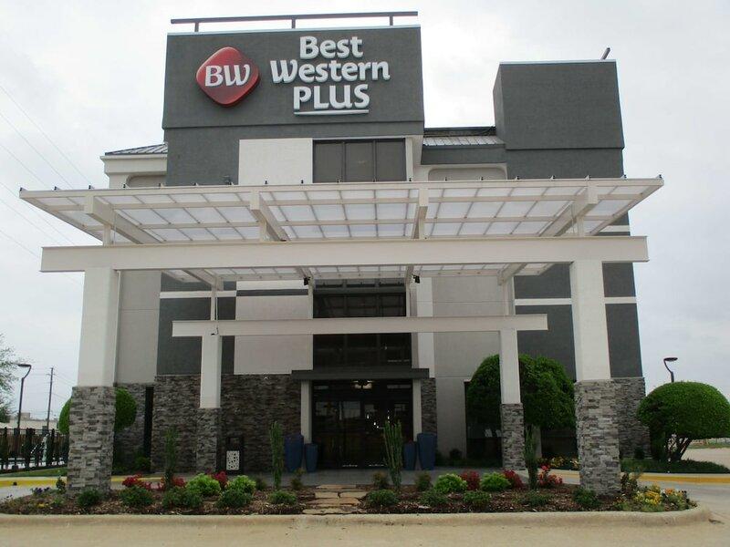 Best Western Plus Dallas Love Field North Hotel