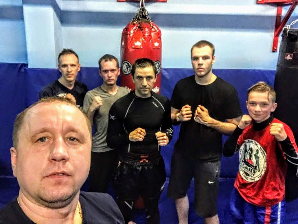боксеры воронежа фото