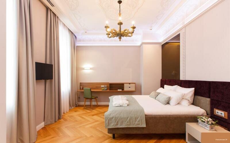 Гостиница Итальянская 29