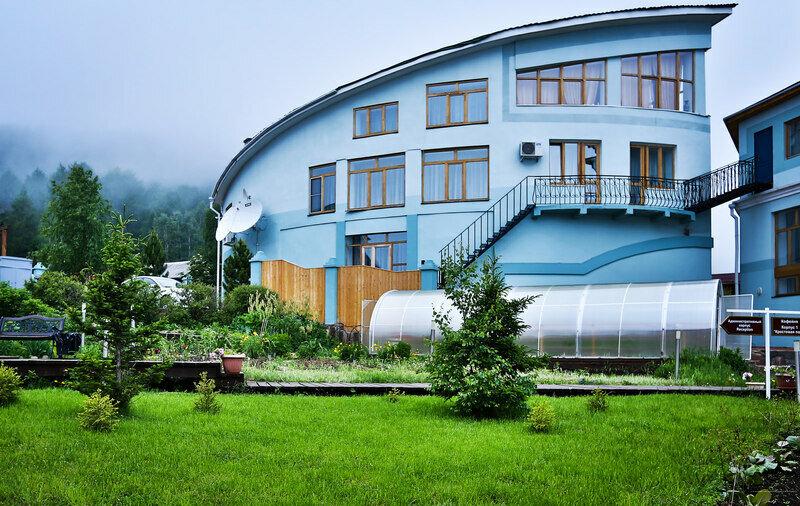 Фото гостиничного комплекса дача город владивосток