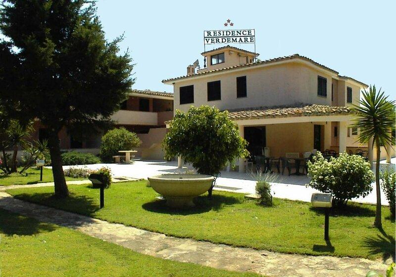 Апарт-отель Verdemare Sardegna