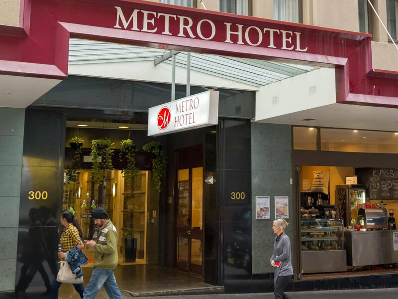 Metro Hotel on Pitt - Sydney