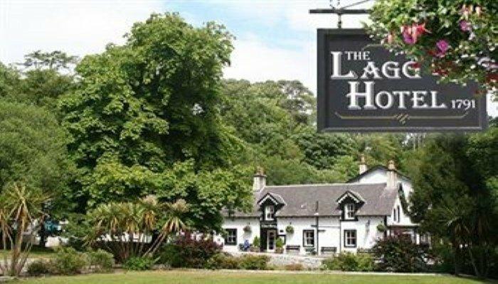 Lagg Hotel