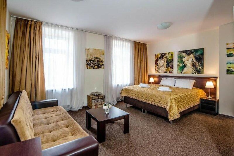 Art hotel Bohemia