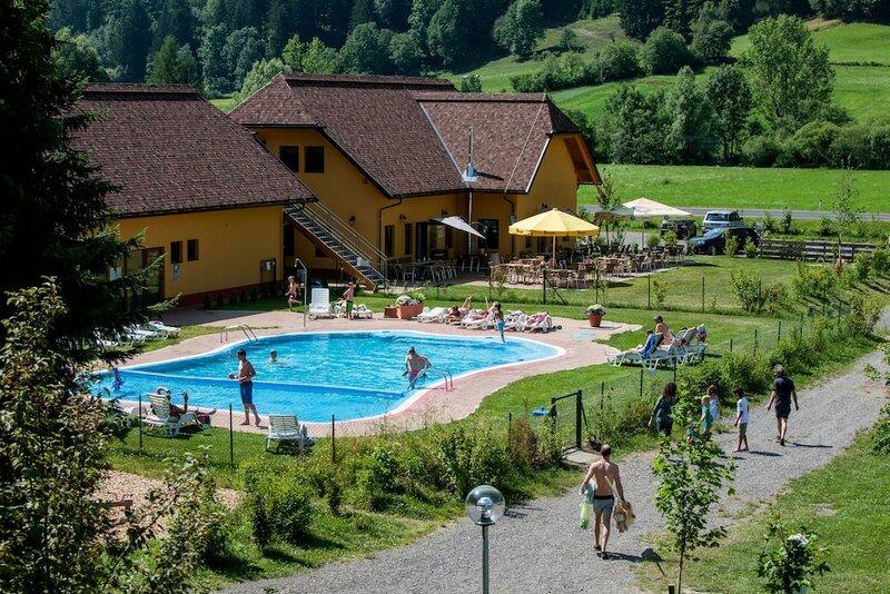Happy Camp in Camping Bella Austria