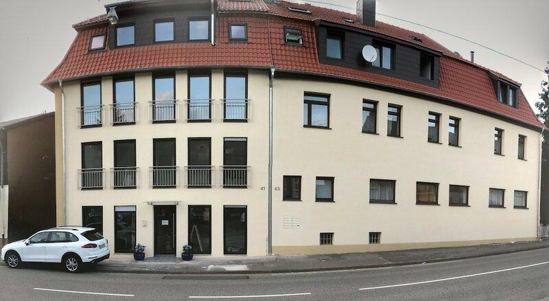 Gästehaus Residenz Aurora