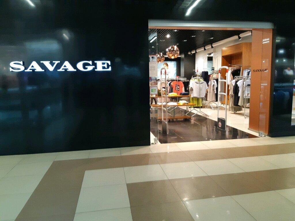 магазин одежды — Savage — Минск, фото №1