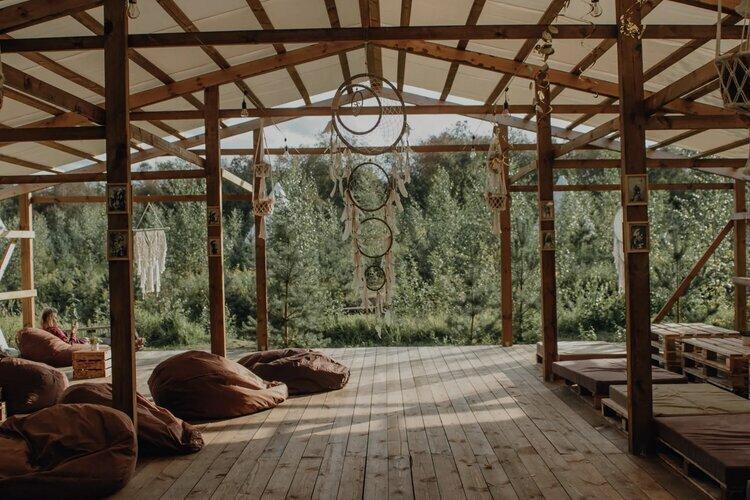 Boho Camp