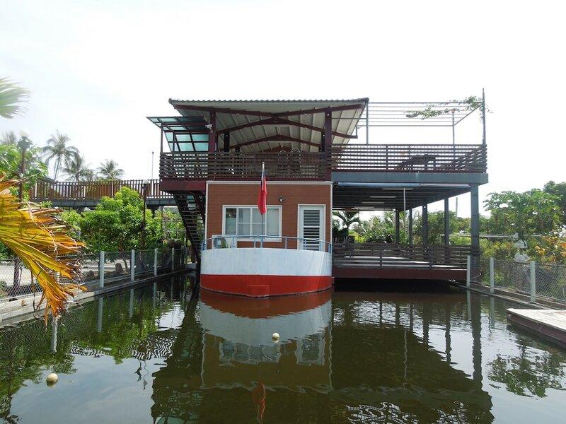 Taitung Dulan Red House Homestay B&b