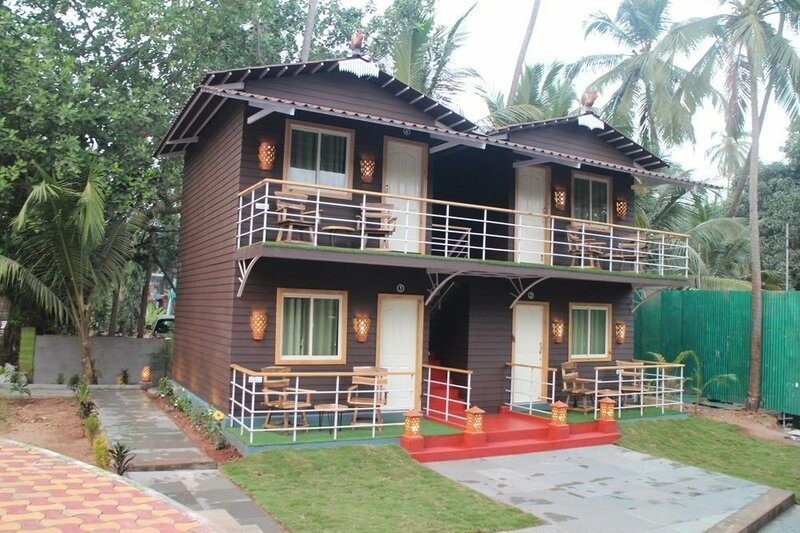 V Resorts Gulmohar Cottages Goa