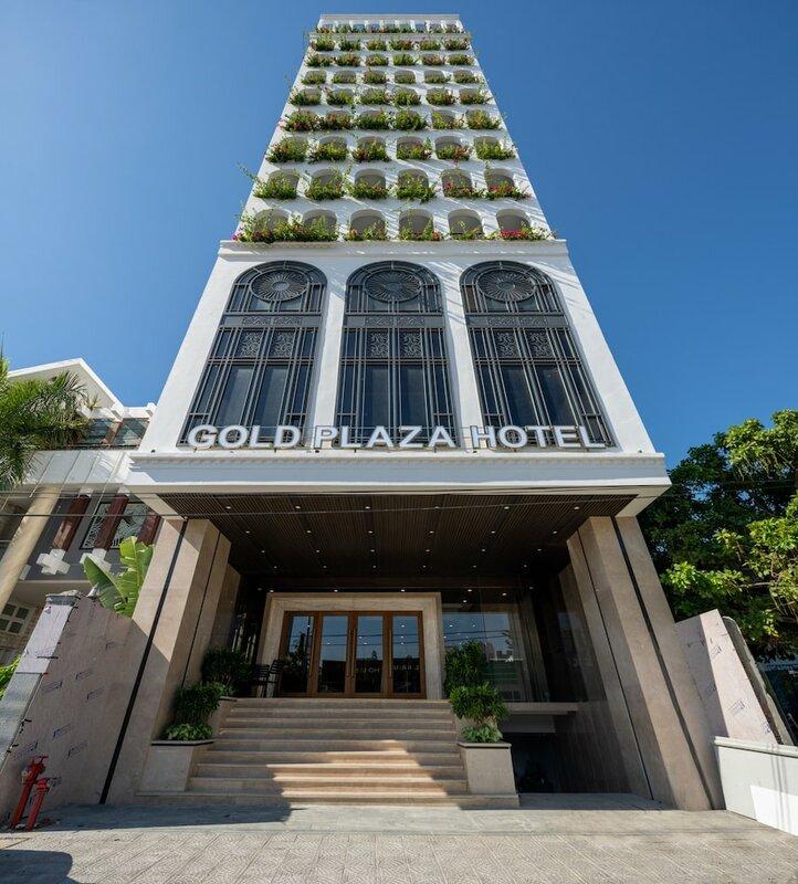 Gold Plaza Hotel Da Nang