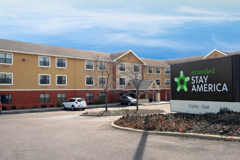 Extended Stay America - Akron - Copley - East