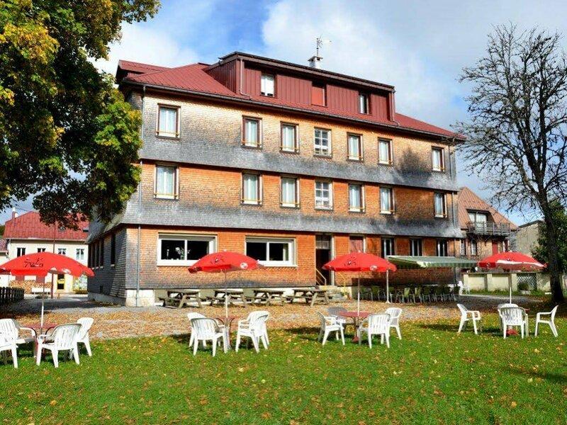 Hotel De La Haute-Montagne