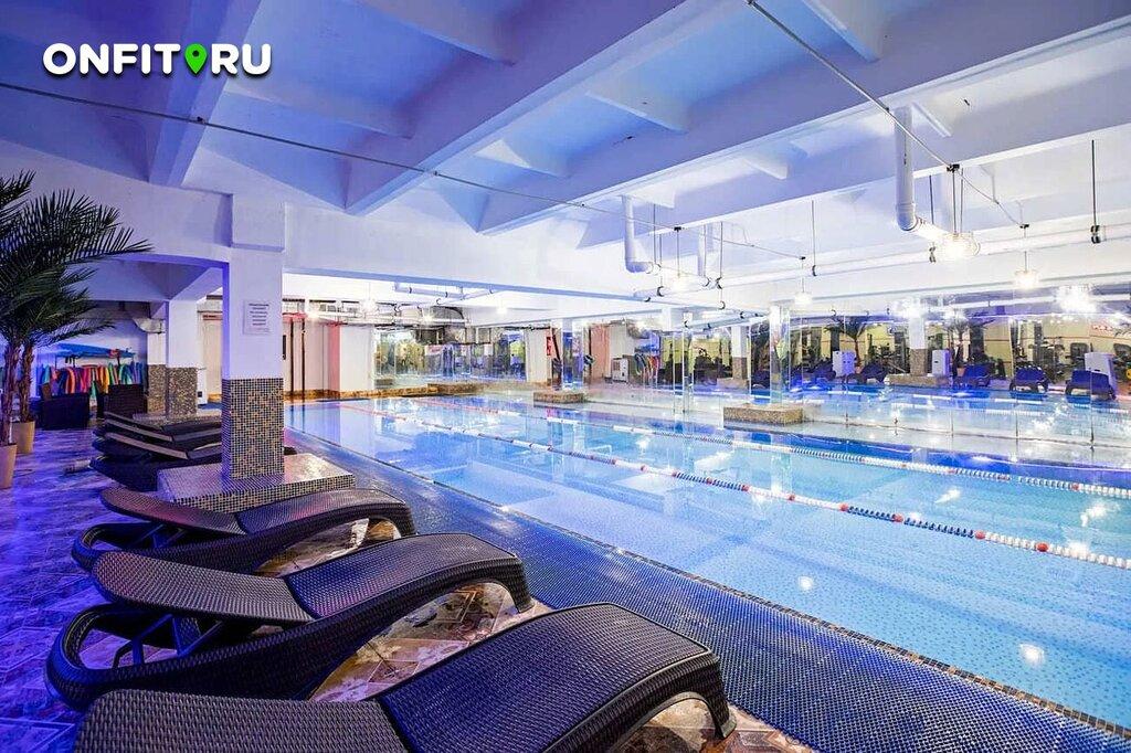 фитнес-клуб — Nrg Fitness — Москва, фото №2