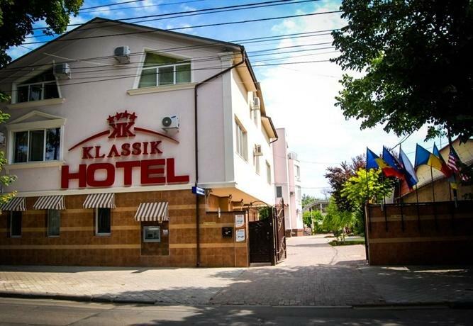 Отель Klassik