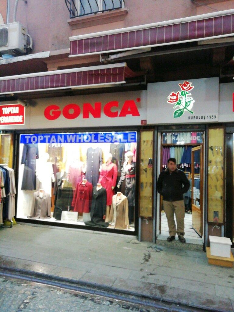 giyim mağazası — Gonca Konfeksiyon Kollektif Şirketi Hüseyin Karali Ve Ortakları — Fatih, photo 1