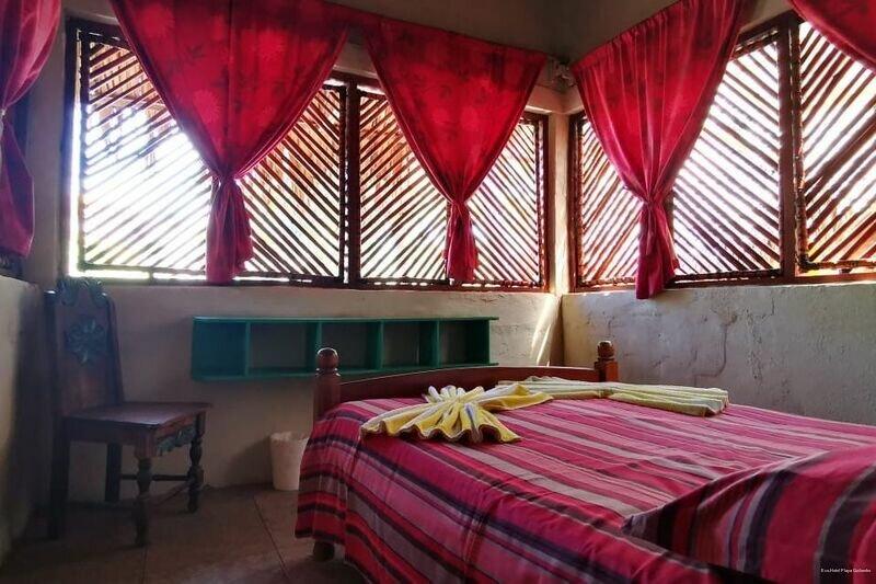 Eco Hotel Playa Quilombo de Curumbe
