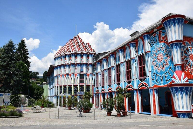 Kunsthotel Fuchspalast