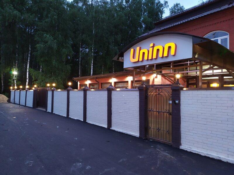 Uninn Отель Москва