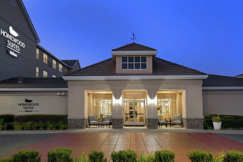 Homewood Suites by Hilton Sacramento-Roseville