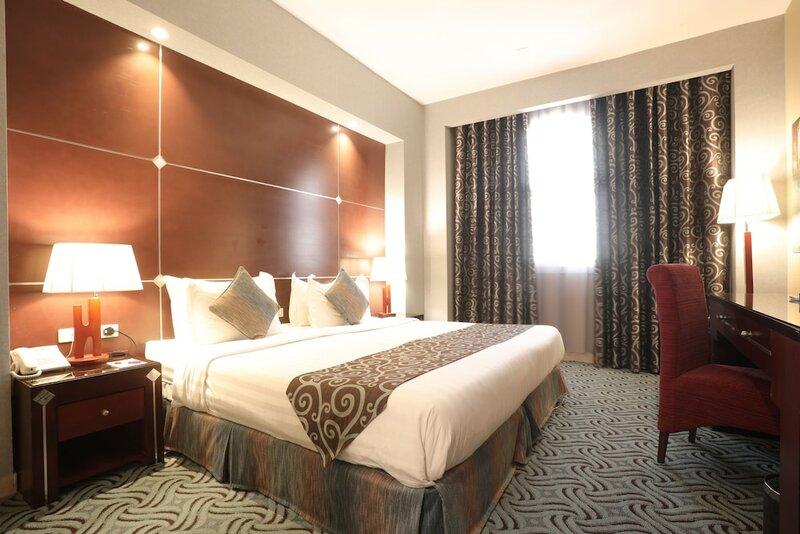 La Fontaine Jeddah Hotel