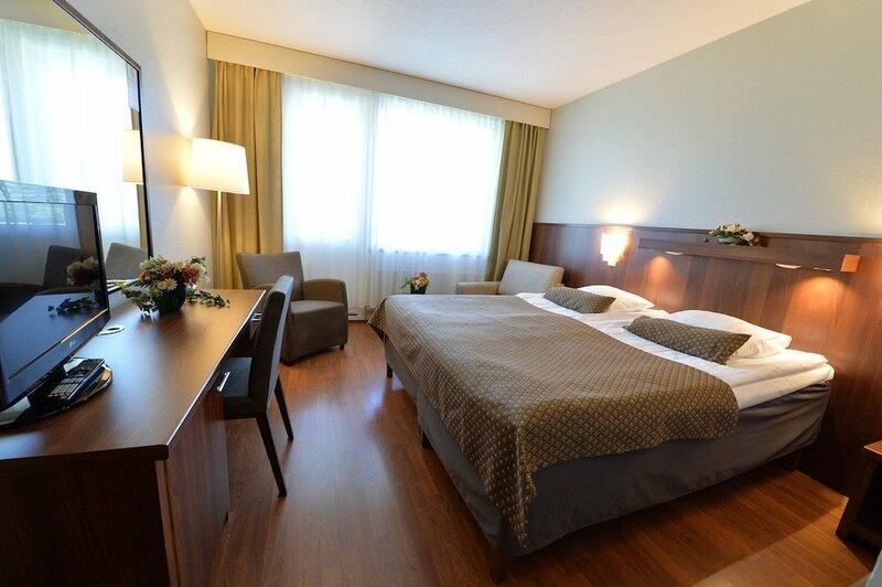 Rauhalahti Apartments Hotel