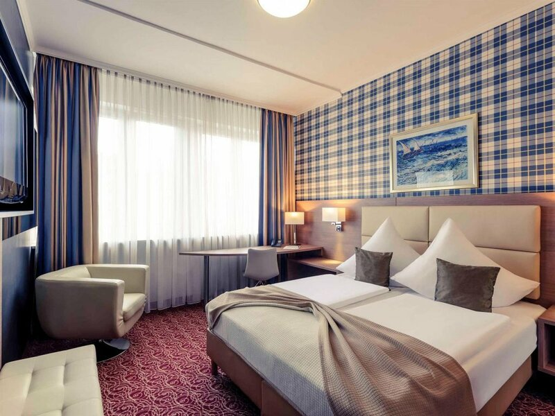 Отель Mercure Kaiserhof Frankfurt City Center