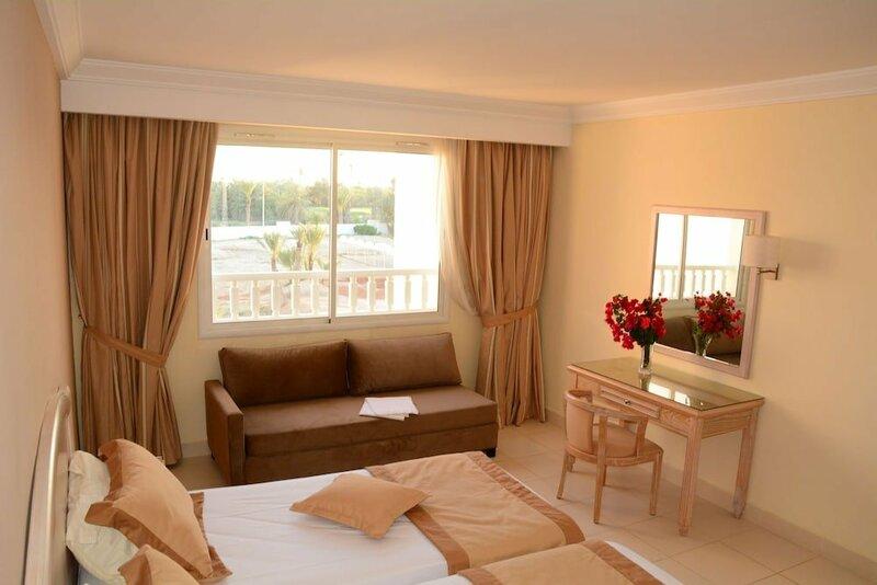 Отель Djerba Golf Resort and SPA