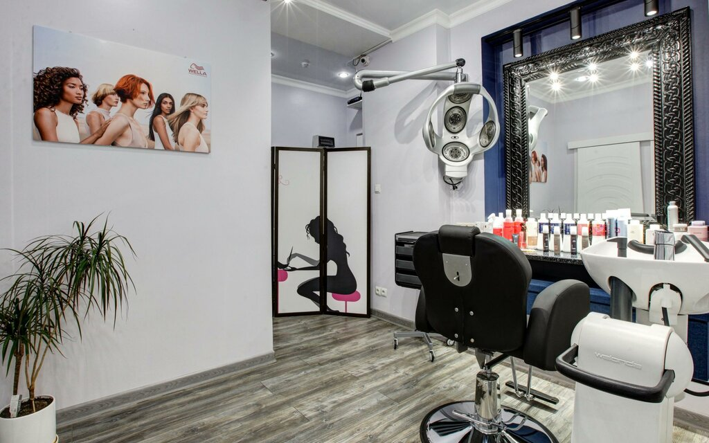 салон красоты — Lis Blanc — Москва, фото №5