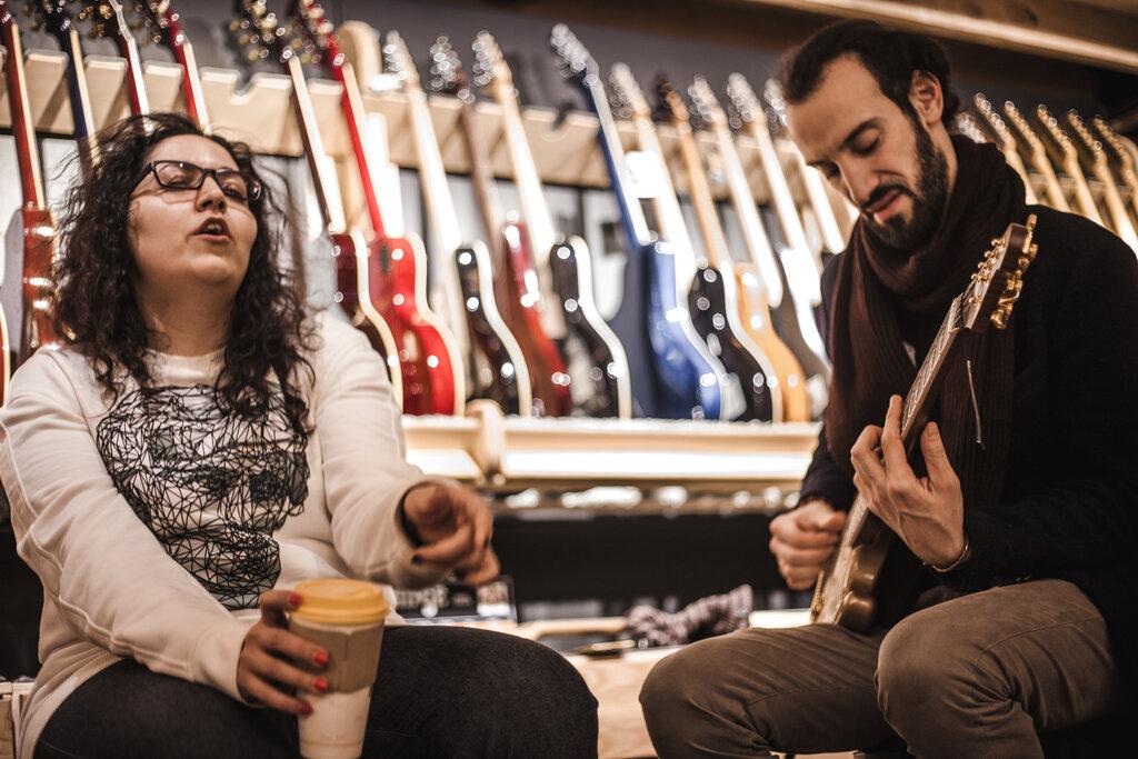 Любители гитары клубы в москве ночные клуба в шанхае