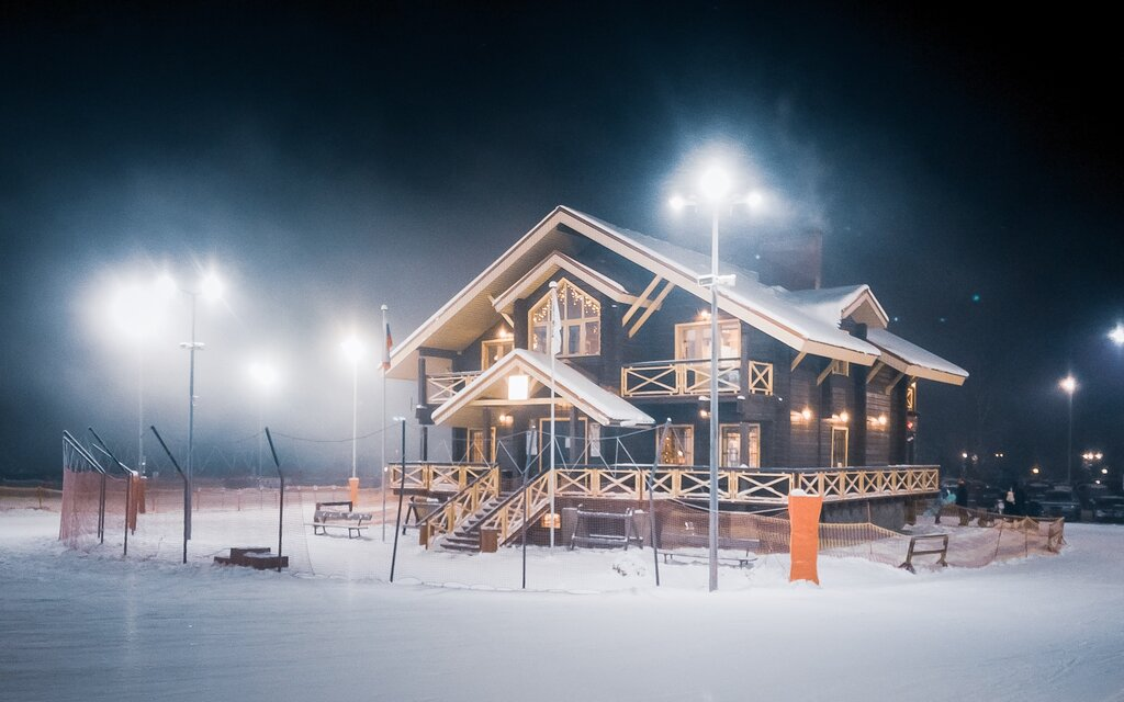 горнолыжный комплекс — Горнолыжный клуб Гая Северина — undefined, фото №9