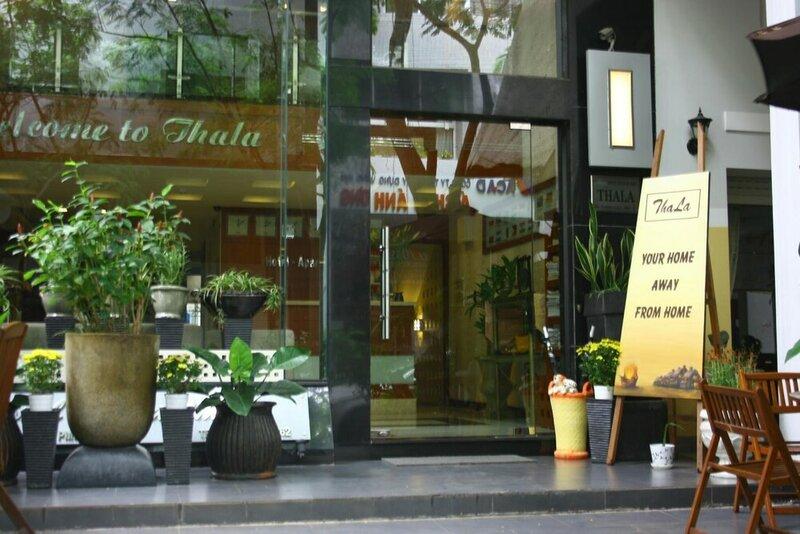 Tha La Hotel