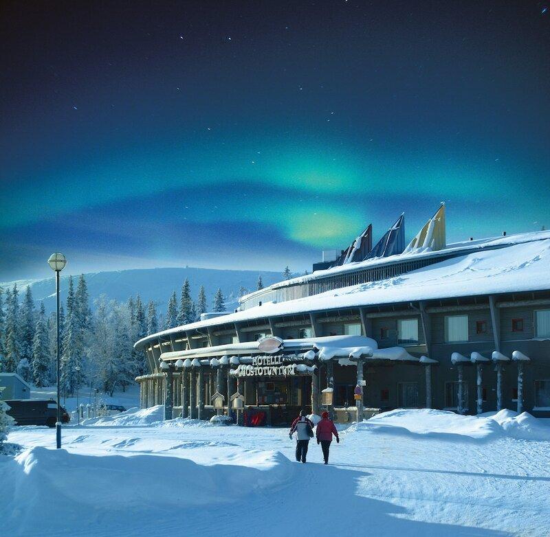 Lapland Hotels Luostotunturi