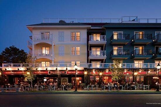 West Street Hotel Bar Harbor