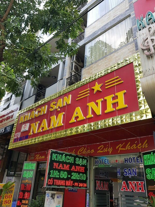 Oyo 377 Nam Anh Hotel