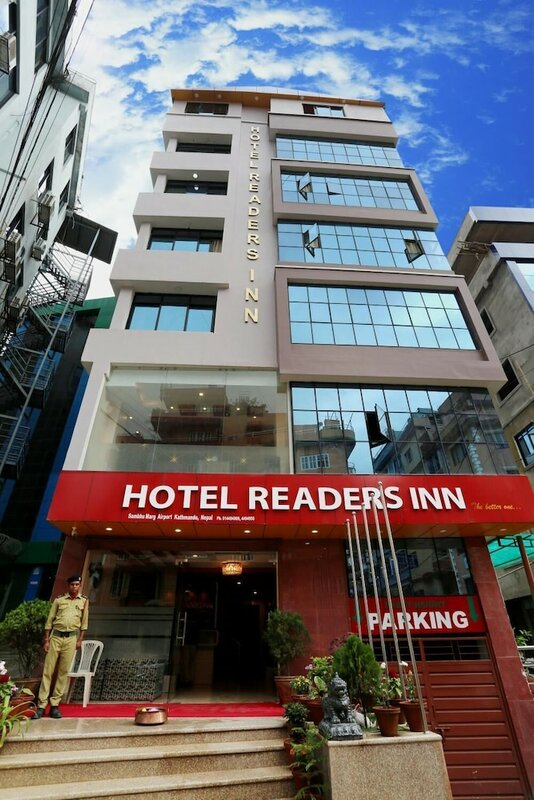 Hotel Readers Inn Pvt. Ltd