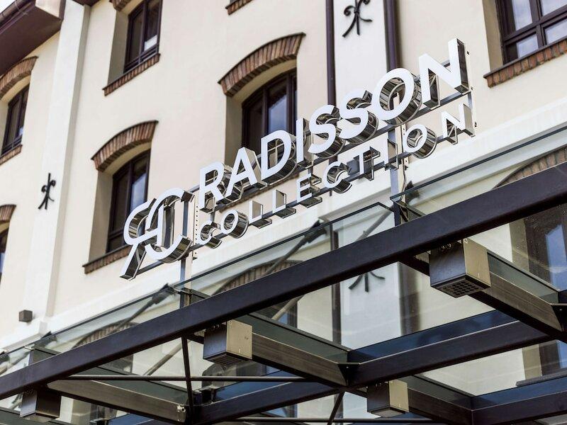 Radisson Collection Hotel Old Mill Belgrade