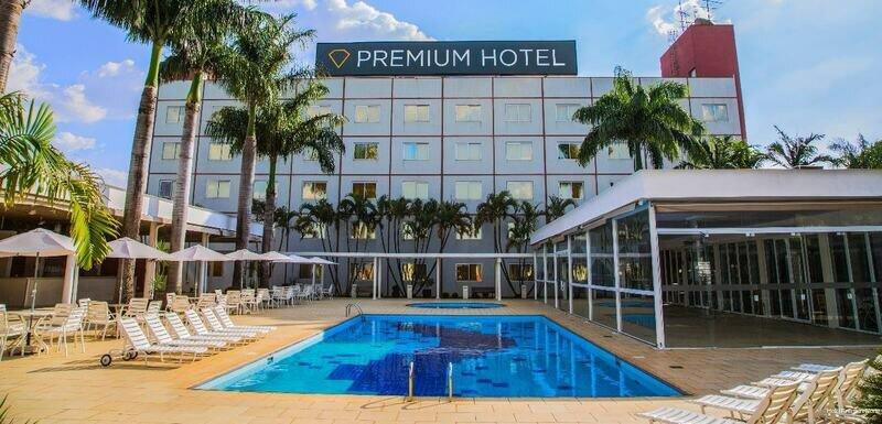 Premium Norte Campinas Hotel