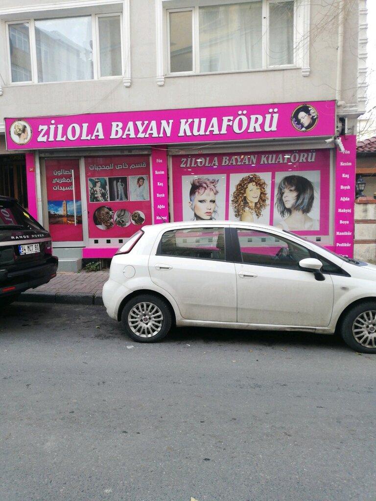 güzellik salonları — Zizola Bayan Kuaförü — Fatih, photo 1