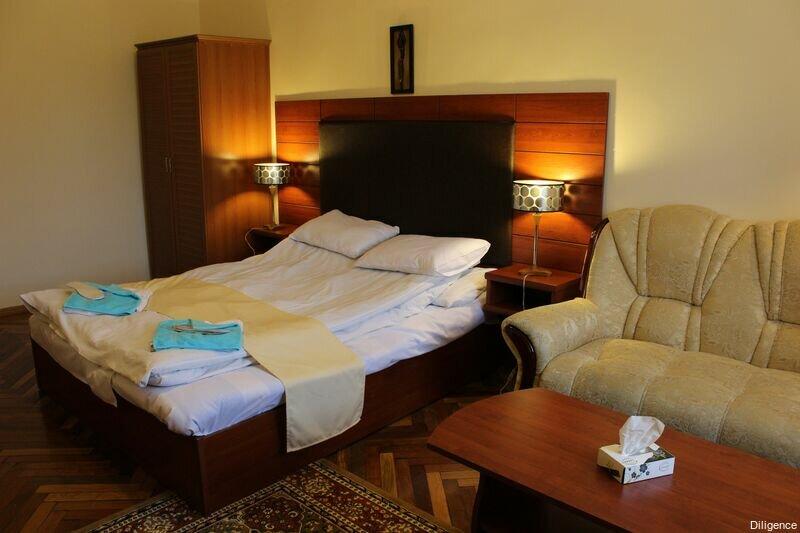 Гостиница Дилижанс