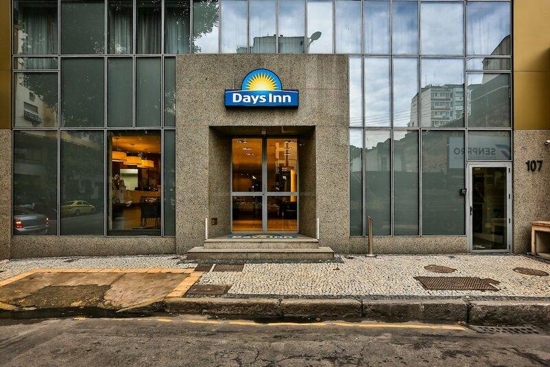 Days Inn Rio de Janeiro, Lapa