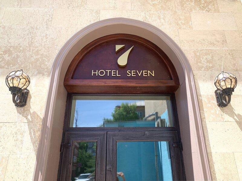 7 Boutique Hotel