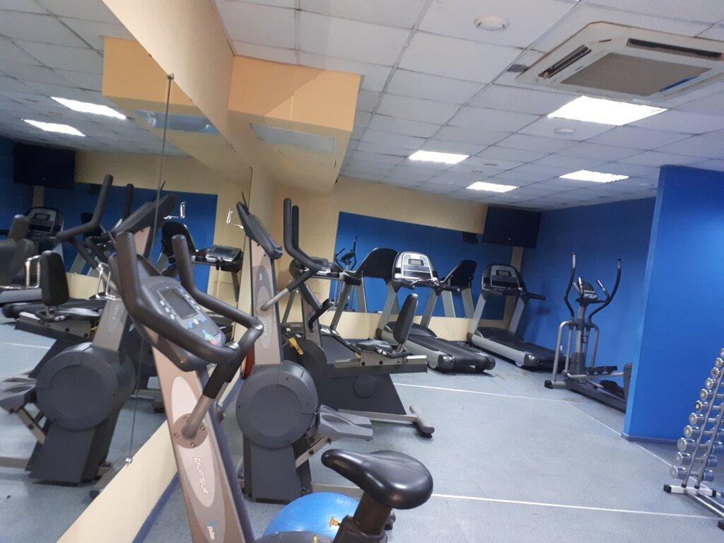 фитнес клуб женский в москве адреса