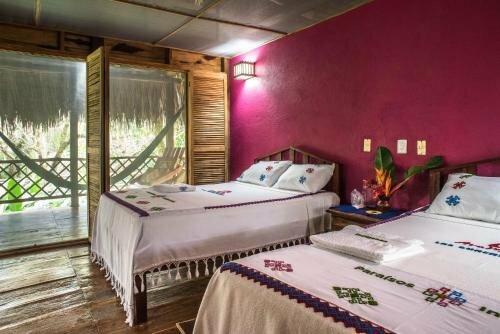 Las Guacamayas Lodge Resort, Selva Lacandona, Chiapas Mexico