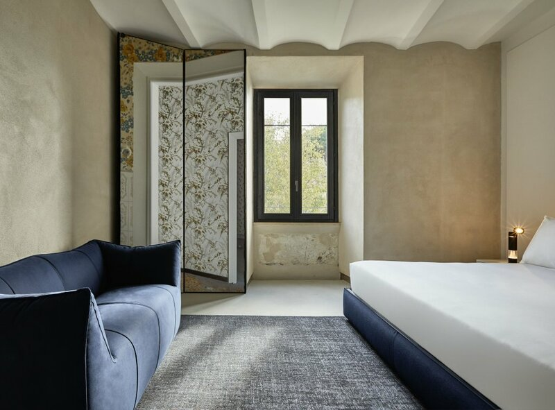 The Rooms of Rome - Palazzo Rhinoceros Designed by Jean Nouvel