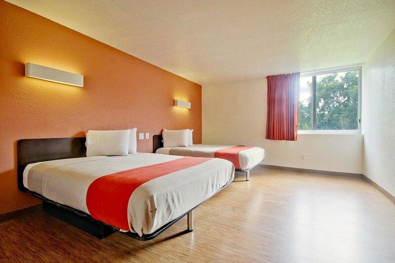 Motel 6 Miami, Fl