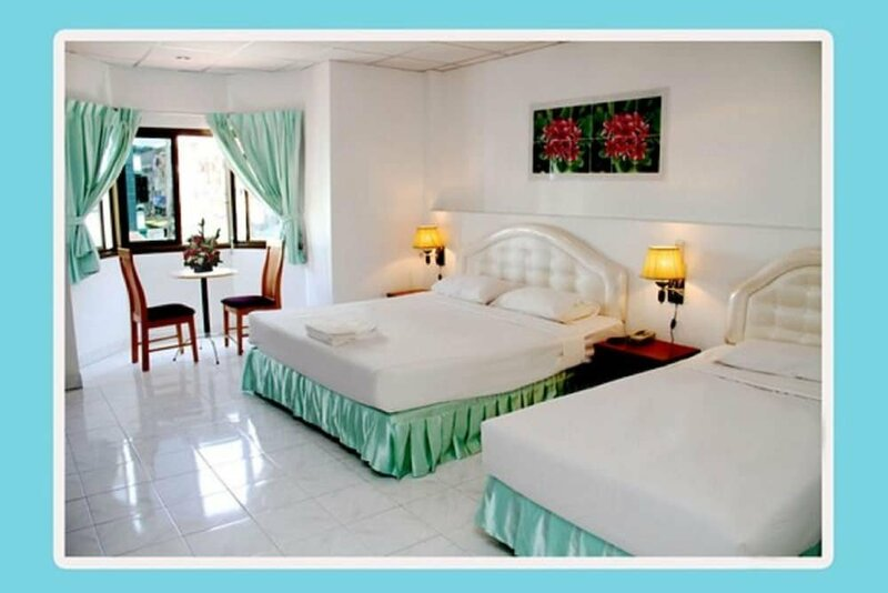 Welcome Inn Hotel @ Karon Beach. Double Superior Room From Only 700 Baht